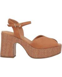 ELISA CONTE® Sandals - Brown