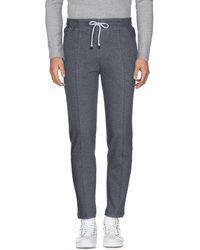 Brunello Cucinelli Casual Trouser - Grey