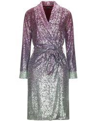 ACTUALEE Overcoat - Pink