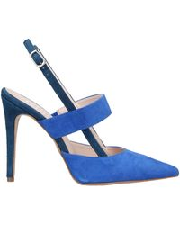 Estelle Escarpins - Bleu