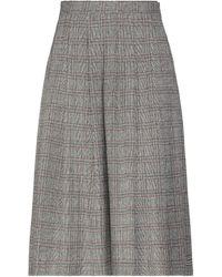 Saucony Midi Skirt - Gray