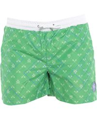 Philipp Plein Swimming Trunks - Green