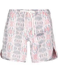 Macchia J Shorts - Rosso