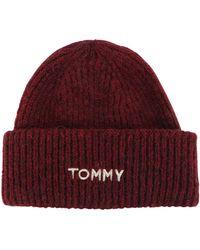 Tommy Hilfiger Chapeau - Rouge