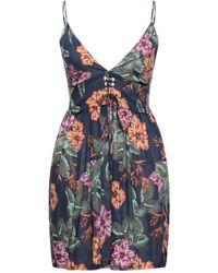 O'neill Sportswear Short Dress - Blue