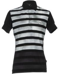CoSTUME NATIONAL Polo Shirt - Black
