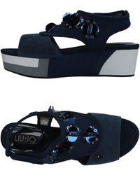 Liu Jo Sandals - Blue