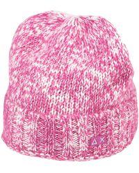 Sun 68 Hat - Pink