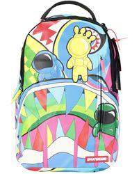 Sprayground Backpack - Blue