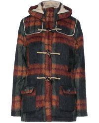 Bark Coat - Multicolour