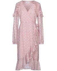 Glamorous Short Dress - Pink