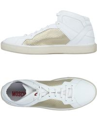 Moschino - High-tops & Sneakers - Lyst