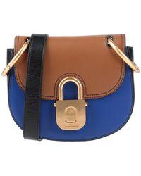 Just Cavalli Cross-body Bag - Blue