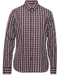 Dirk Bikkembergs Shirt - Brown