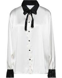 Francesca Mercuriali Shirt - White