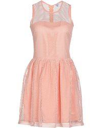 Brigitte Bardot - Short Dresses - Lyst