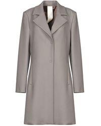 Annie P Coat - Grey
