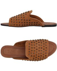 Jessica Simpson Sandals - Brown