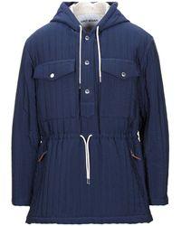 Umit Benan Jacket - Blue