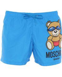 Moschino - Boxer da mare - Lyst