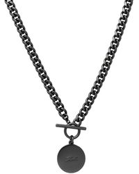 Karl Lagerfeld Necklace - Multicolour