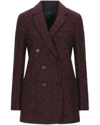 Ballantyne Suit Jacket - Purple