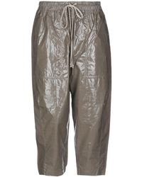 DRKSHDW by Rick Owens - 3/4-length Trousers - Lyst
