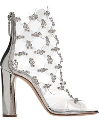 Casadei Ankle Boots - Metallic