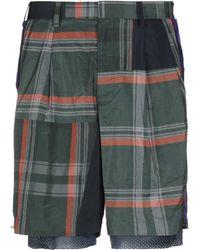 Kolor - Bermuda Shorts - Lyst