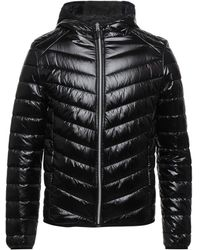 Guess Synthetic Down Jacket - Black