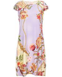Lafty Lie Short Dress - Multicolour