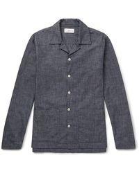 MR P. Shirt - Blue