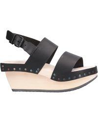 Trippen Sandals - Black
