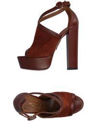 Aquazzura Sandals - Brown