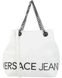 Versace Jeans Handbag - White