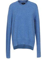 Isabel Marant Pullover - Bleu