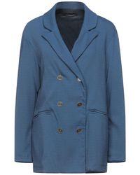 Please Suit Jacket - Blue