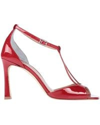 The Seller Sandals - Red