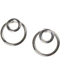 Alexander Wang Earrings - Metallic