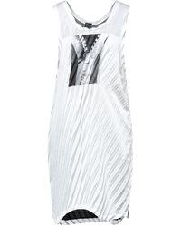 Bernhard Willhelm Kurzes Kleid - Weiß