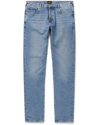 PS by Paul Smith Pantalon en jean - Bleu