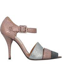 L'Autre Chose Sandale - Mehrfarbig