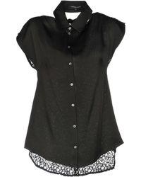 Marissa Webb Shirt - Black
