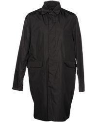 DSquared² Overcoat - Black