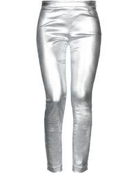 Stefanel - Denim Trousers - Lyst