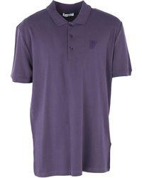 Versace Polo Shirt - Purple