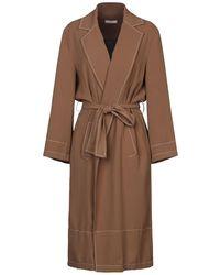 Motel Overcoat - Brown
