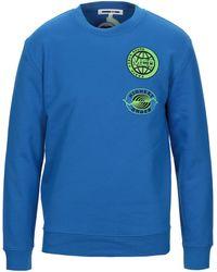 McQ Sweat-shirt - Bleu