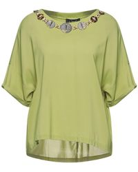 Clips Blouse - Green
