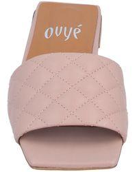 Ovye' By Cristina Lucchi Sandals - Multicolour